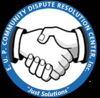 E.U.P. Community Dispute Resolution Center Logo