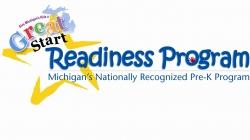 Great Start Readiness Program (GSRP) Logo