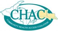 Community Health Access Coalition (CHAC) Logo