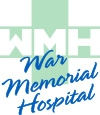 War Memorial Hospital  Logo