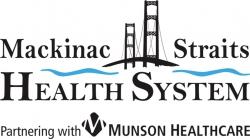 Mackinac Straits Health System Logo