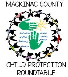 Mackinac County Child Protection Roundtable  Logo