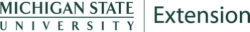 Chippewa County MSU Extension  Logo