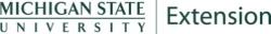Mackinac County MSU Extension Logo